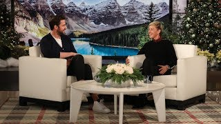 who is on ellen today