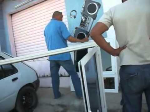 menuiserie aluminium tunis youtube On menuiserie alu pvc