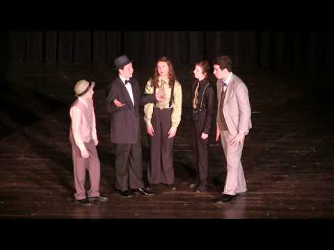 Guys & Dolls Musical Riverview Middle School ACT 1
