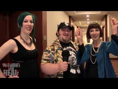Stefania Casini of Dario Argento's Suspiria interview from Texas Frightmare Weekend