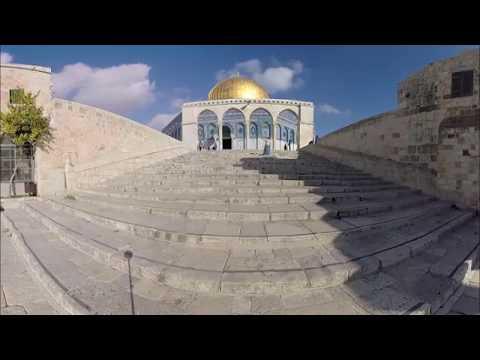 A 360° Virtual Ziyarah of Al Aqsa