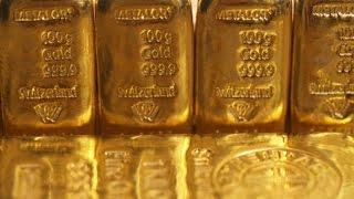 Gold Poised to Break Three-Day Losing Streak