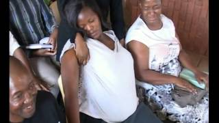Rabboni Ministries - Lesego Daniel - Baby leaping in mothers womb