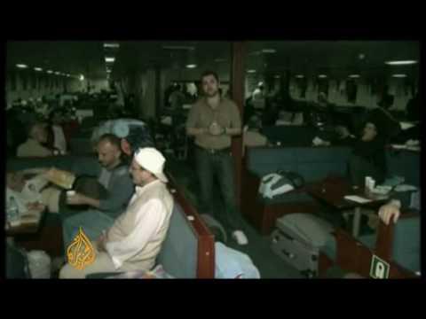On Board Gaza's Freedom Flotilla