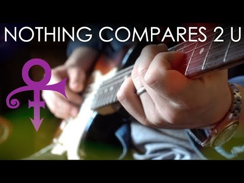 Prince - Nothing Compares 2 U (Chris Buck)