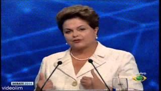1º debate dos candidatos à presidência da República na Band - 26/08/2014 - Parte 2