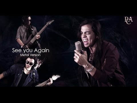 Wiz Khalifa/Charlie Puth - See You Again | Metal Cover (Paulo Cuevas)
