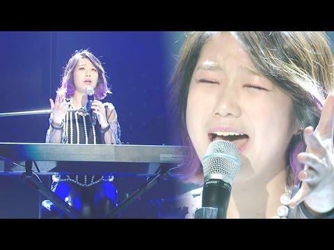 An Ye Eun, joyful written song 'Just Say It' 《KPOP STAR 5》K팝스타5 EP21