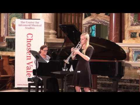 Chosen Vale 2016 - Jolivet Concerto No. 2