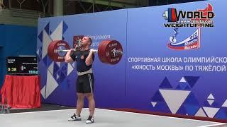 OKULOV & ROSCHUPKIN / ОКУЛОВ & РОЩУПКИН (94). 09-10.06.2018. Moscow Championship