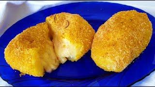 Patate Sabbiate Con Cuore Filante Di Rita Chef.