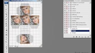 Photoshop - Елочная игрушка (урок 30)