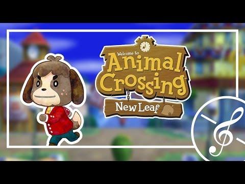 Animal Crossing New Leaf: Main Street Remix / Arrangement