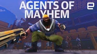Agents of Mayhem | Hands-On | E3 2017