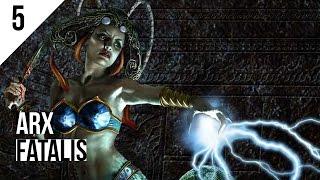 Arx Fatalis [#5] Rescue Shany