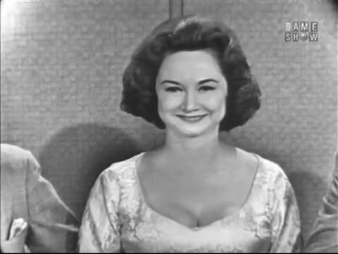To Tell the Truth - Dorothy Kilgallen on Panel (Mar 19, 1962) [W/ COMMERCIALS]
