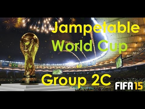 Jampetable World Cup 2015/16 | #15 | Round 2 | Group C