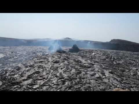 エルタ・アレ火山 Erta Ale 西遊旅行