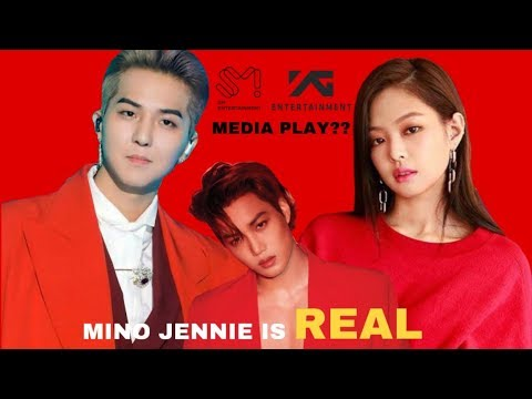 JENNIE KAI MEDIA PLAY?? MINO JENNIE IS REAL