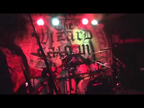 MINDJAKKED AT WIZARD SALOON  HICKORY NC 12 20 15