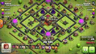 Clash of Clans: Attack