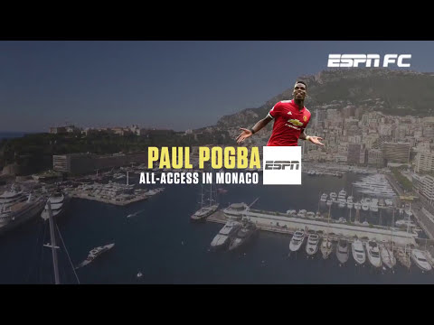Paul Pogba: Access