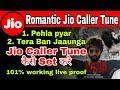 How to set kabir singh movie songs jio caller tune