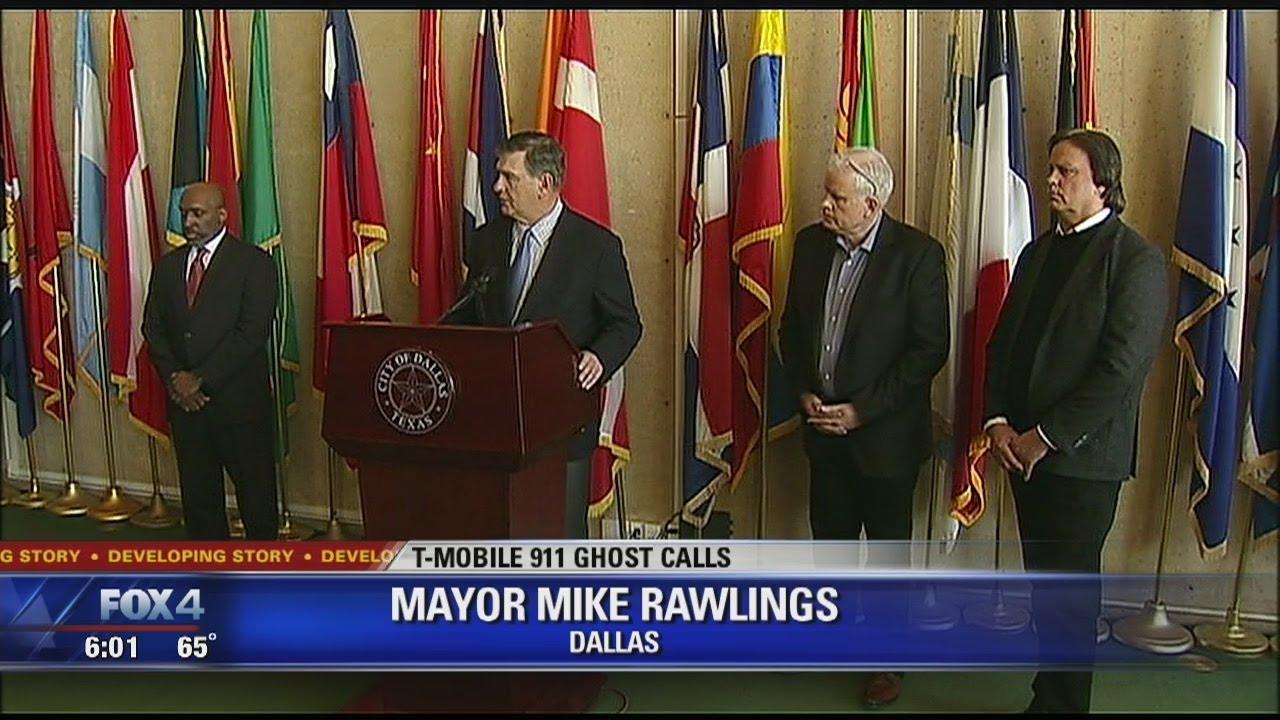 Dallas T Mobile Address 911 Problems