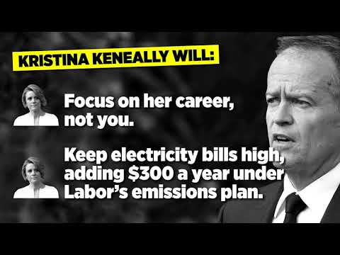Don't let Kristina Keneally do to you what she did to NSW