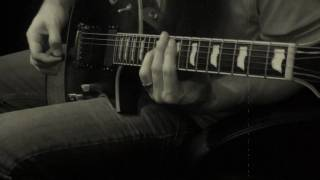 Crazy Train Ozzy Osbourne Randy Rhoads Guitar Cover.  Best viewed in HD 720p