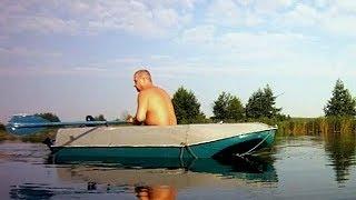 02 Джерк и ультралайт на реке Цна. Щука, окунь, красноперка