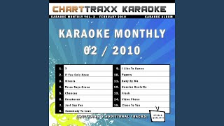 Close to You (Karaoke Version In the Style of BeBe Winans and CeCe Winans)