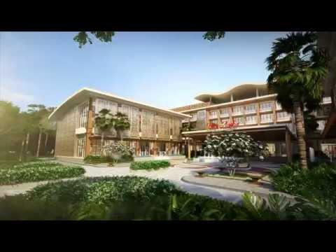3DOJ STUDIO : Dara Angkor Resort & Spa  - 3D Architectural Animation