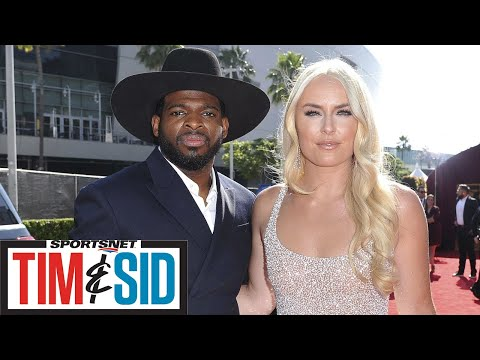 P.K. Subban On His Move To Devils, Crazy Summer And Lindsey Vonn | Tim and Sid