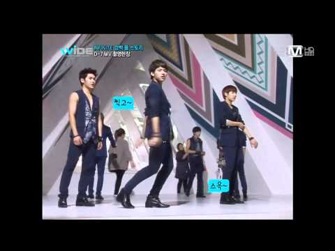 [Infinite] 120516 Mnet WIDE ; Come Back's Full Story