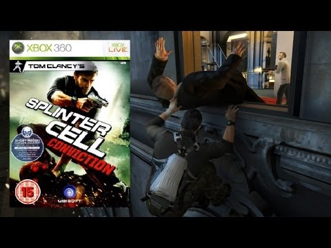 Splinter Cell: Conviction (XBOX 360) Game Review