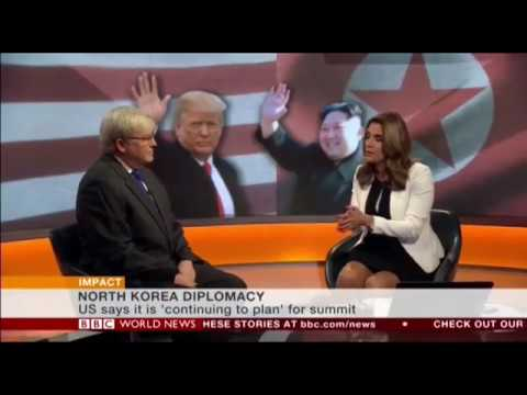 BBC World interview Friday 18 May