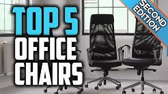 Best Office Chairs (Mid-2018) - Which Is The Best Office Chair?