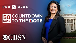 """""""Red & Blue: Countdown to the Vote"""""""