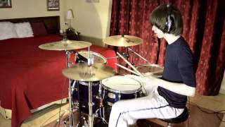 Arctic Monkeys - The View From The Afternoon (Drum Cover)