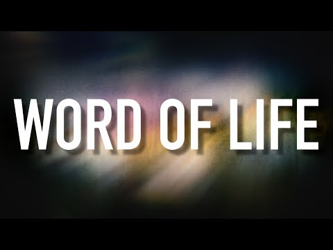 Word Of Life - [Lyric Video] Jeremy Camp