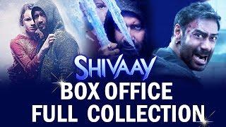 Ajay Devgn's SHIVAAY - Box Office - FULL COLLECTION