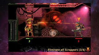 SteamWorld Heist: Gameplay Basics on 3DS – The Engine Room #5