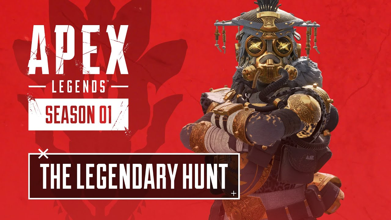 Image result for legendary hunt apex
