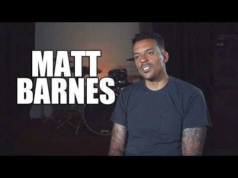 Matt Barnes Gives Play-By-Play Account Of His Fight With Derek Fisher (Part 13)