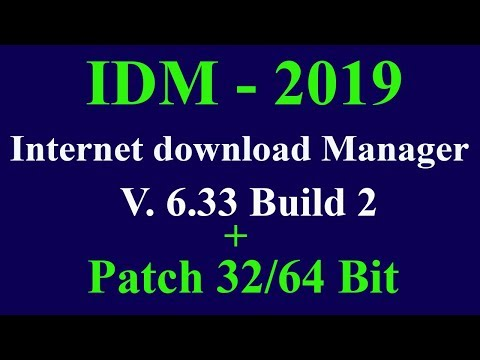 Internet download manager 6.33.2 crack