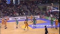 Limoges/Pau-Orthez - Finale Coupe de France 1995