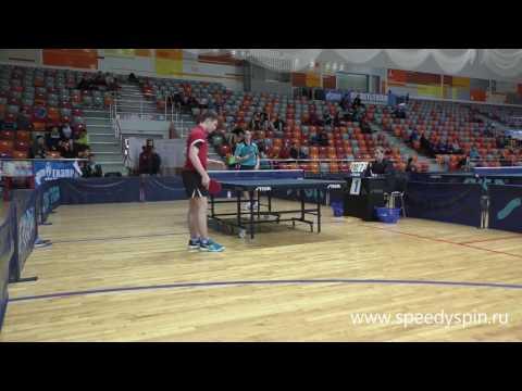 Boys Assorty3.Russian Junior Table Tennis Championship 2017. FHD.