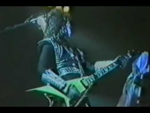 Kiss - Rock And Roll All Nite - São Paulo, Brasil 1983