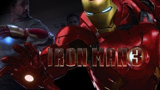 Iron Man 3 End Credits Scene Theme Song HD - Iron Man Ending Song Metal - Epic Guitar Cover